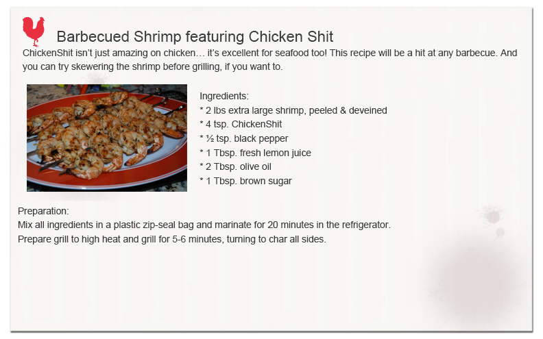 Barbecued Shrimp