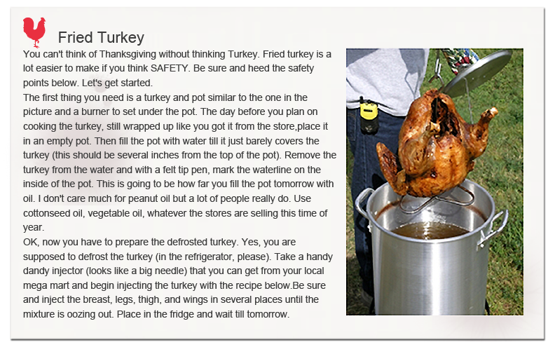 Fried Turkey page 1